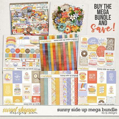 Sunny Side Up Mega Bundle by LJS Designs