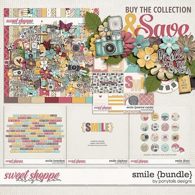 Smile Bundle by Ponytails