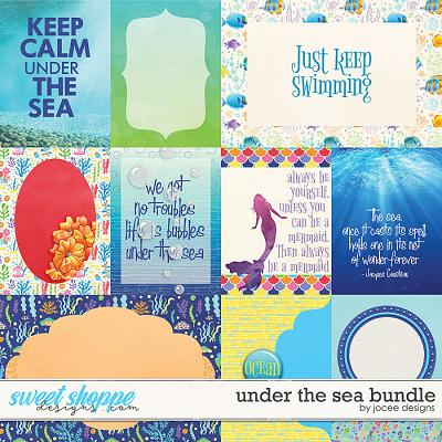 Under the Sea Cards by JoCee Designs