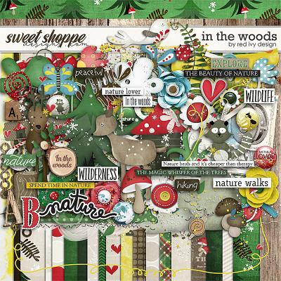 In The Woods by Red Ivy Design