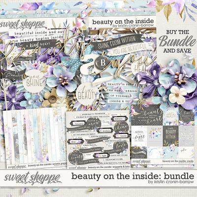 Beauty on the Inside bundle by Kristin Cronin-Barrow