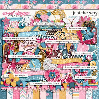 Just The Way by LJS Designs