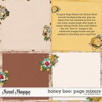 Honey Bee:  Page Mixers by Amber Shaw