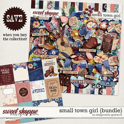Small Town Girl {bundle} by Blagovesta Gosheva