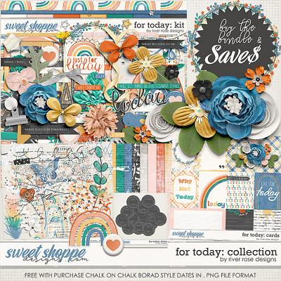 For Today: Collection + FWP by River Rose Designs