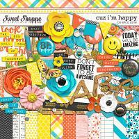 Cuz I'm Happy by Erica Zane