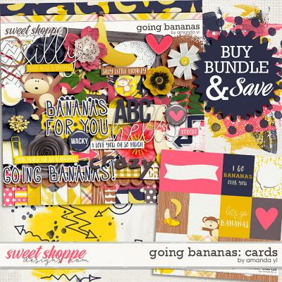 Going Bananas: Bundle by Amanda Yi