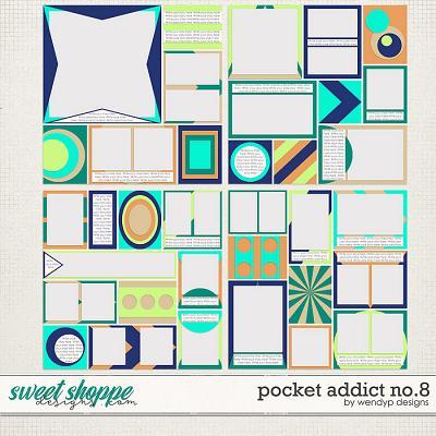 Pocket Addict No.8 by WendyP Designs