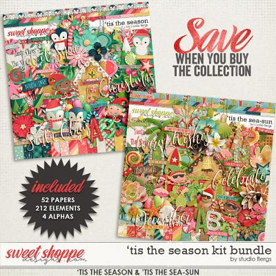'Tis the Season: KIT BUNDLE by Studio Flergs