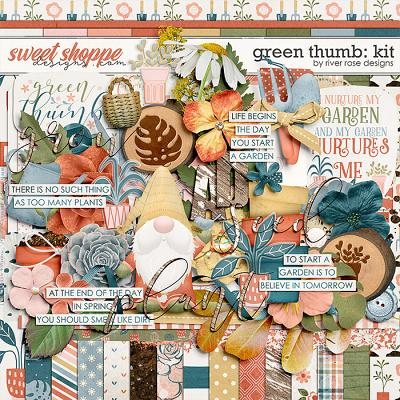 Green Thumb: Kit by River Rose Designs