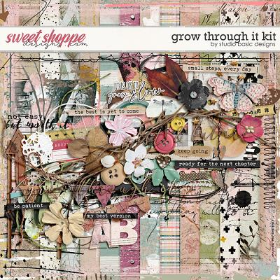 Grow Through It Kit by Studio Basic