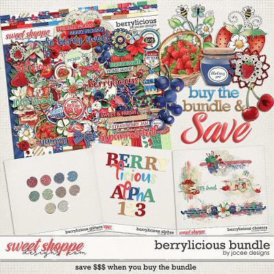 Berrylicious Bundle by JoCee Designs