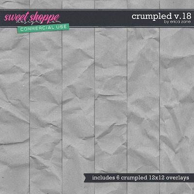 Crumpled v.18 by Erica Zane