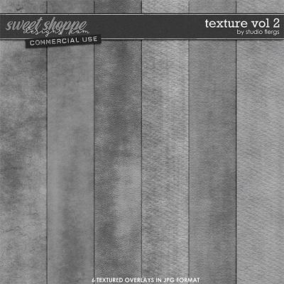 Texture VOL 2 by Studio Flergs