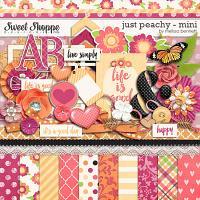 Just Peachy Mini by Melissa Bennett