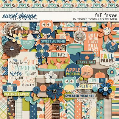 Fall Faves by Two Tiny Turtles & Meghan Mullens