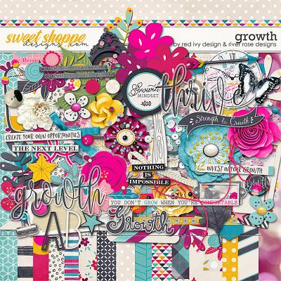 Growth by Red Ivy Design and River Rose Designs
