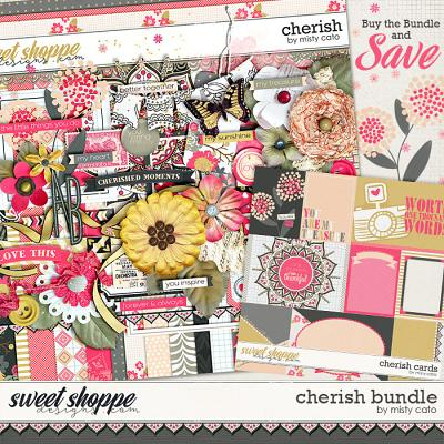 Cherish Bundle by Misty Cato
