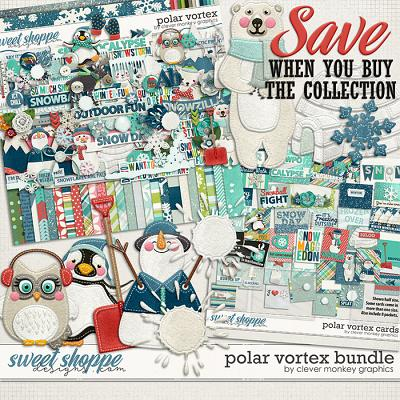 Polar Vortex Bundle by Clever Monkey Graphics
