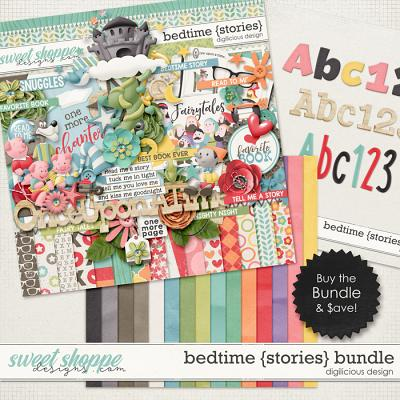 Bedtime {Stories} Bundle by Digilicious Design