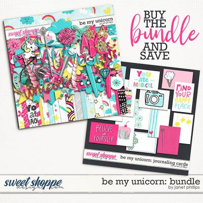 Be My Unicorn: The Bundle by Janet Phillips