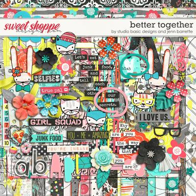 Better Together by Jenn Barrette and Studio Basic