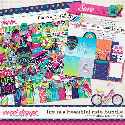 Life is a Beautiful Ride Bundle by Misty Cato and Two Tiny Turtles