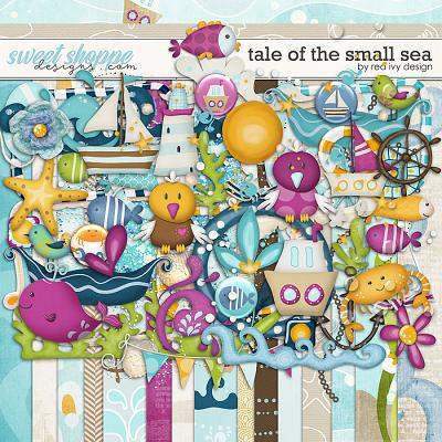 Tale of the Small Sea by Red Ivy Design