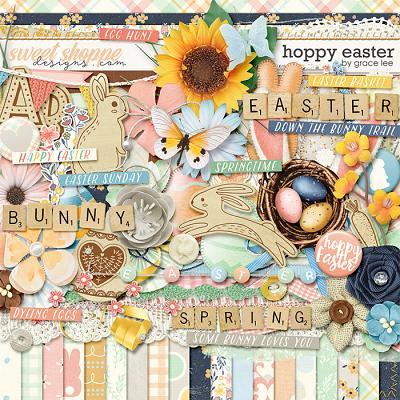 Hoppy Easter by Grace Lee