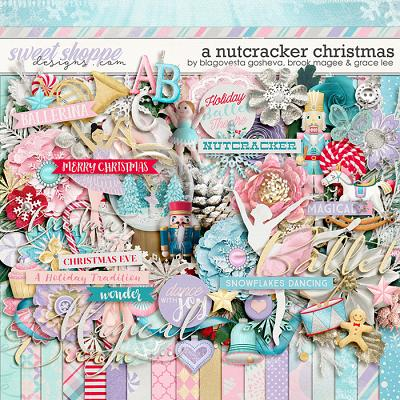 A Nutcracker Christmas by Blagovesta Gosheva, Brook Magee and Grace Lee