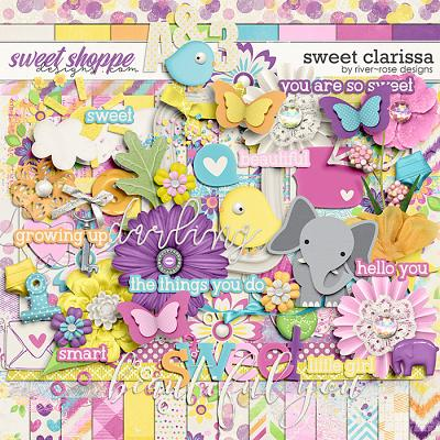 Sweet Clarissa by River Rose Designs