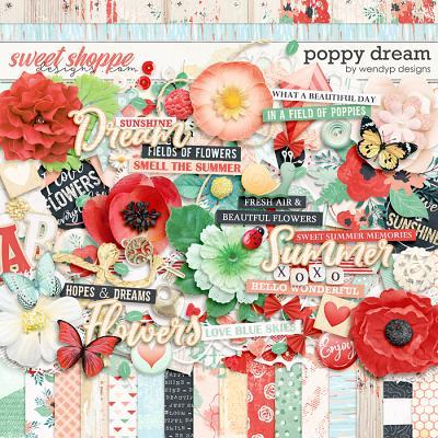 Poppy dream by WendyP Designs