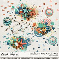 Anchors Away: SCATTERZ by Studio Flergs