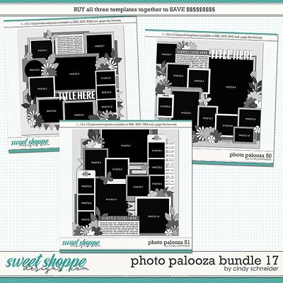 Cindy's Layered Templates - Photo Palooza Bundle 17 by Cindy Schneider