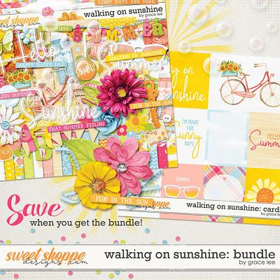 Walking On Sunshine: Bundle by Grace Lee