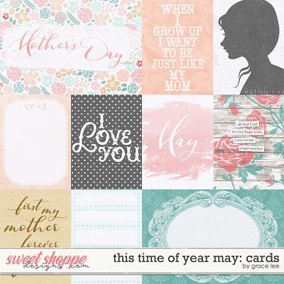 This Time of Year May: Cards by Grace Lee