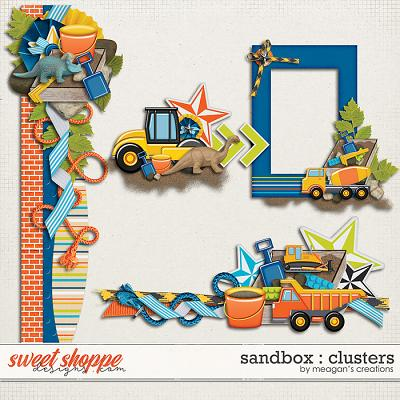 Sandbox : Clusters by Meagan's Creations