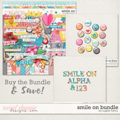 *FWP* Smile On Bundle by Sugary Fancy