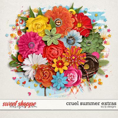 Cruel Summer Extras by LJS Designs