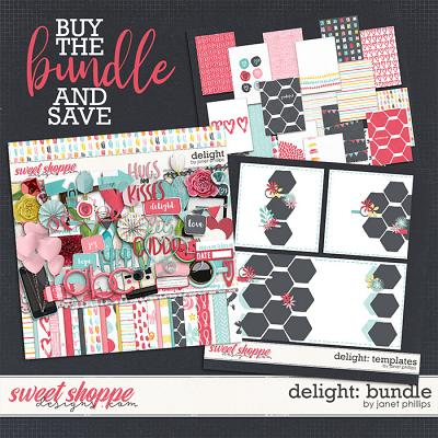 Delight: Bundle by Janet Phillips