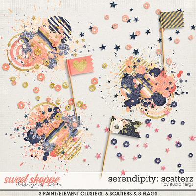 Serendipity: SCATTERZ by Studio Flergs