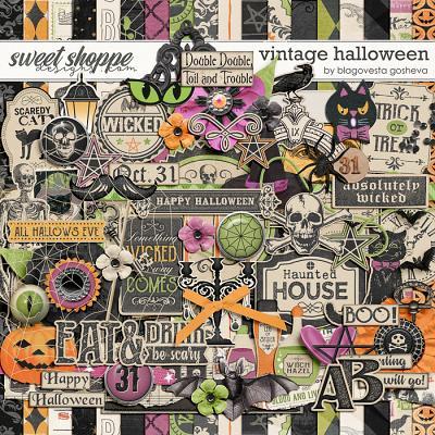 Vintage Halloween by Blagovesta Gosheva