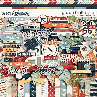 Globe Trotter: Kit by River Rose Designs