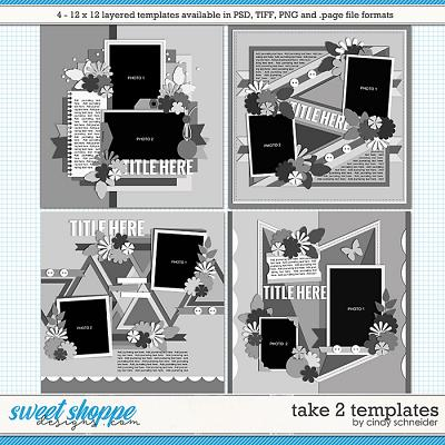 Cindy's Layered Templates - Take Two by Cindy Schneider