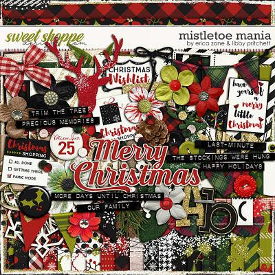 Mistletoe Mania by Libby Pritchett & Erica Zane