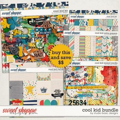 Cool Kid Bundle by Studio Basic