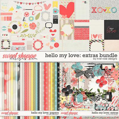 Hello My Love: Add-On Bundle by River Rose Designs