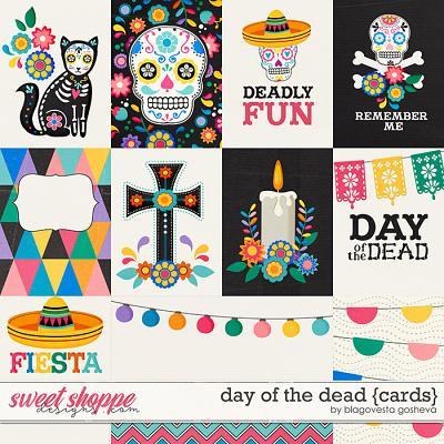 Day of the dead {cards} by Blagovesta Gosheva