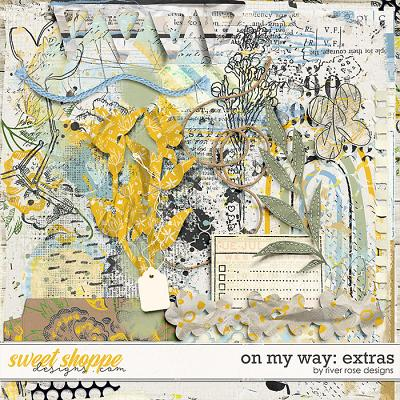 On My Way: Extras by River Rose Designs