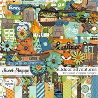 *FLASHBACK FINALE* Outdoor Adventures by Sweet Shoppe Designs